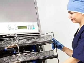 Instrument reprocessing - Hôpitaux